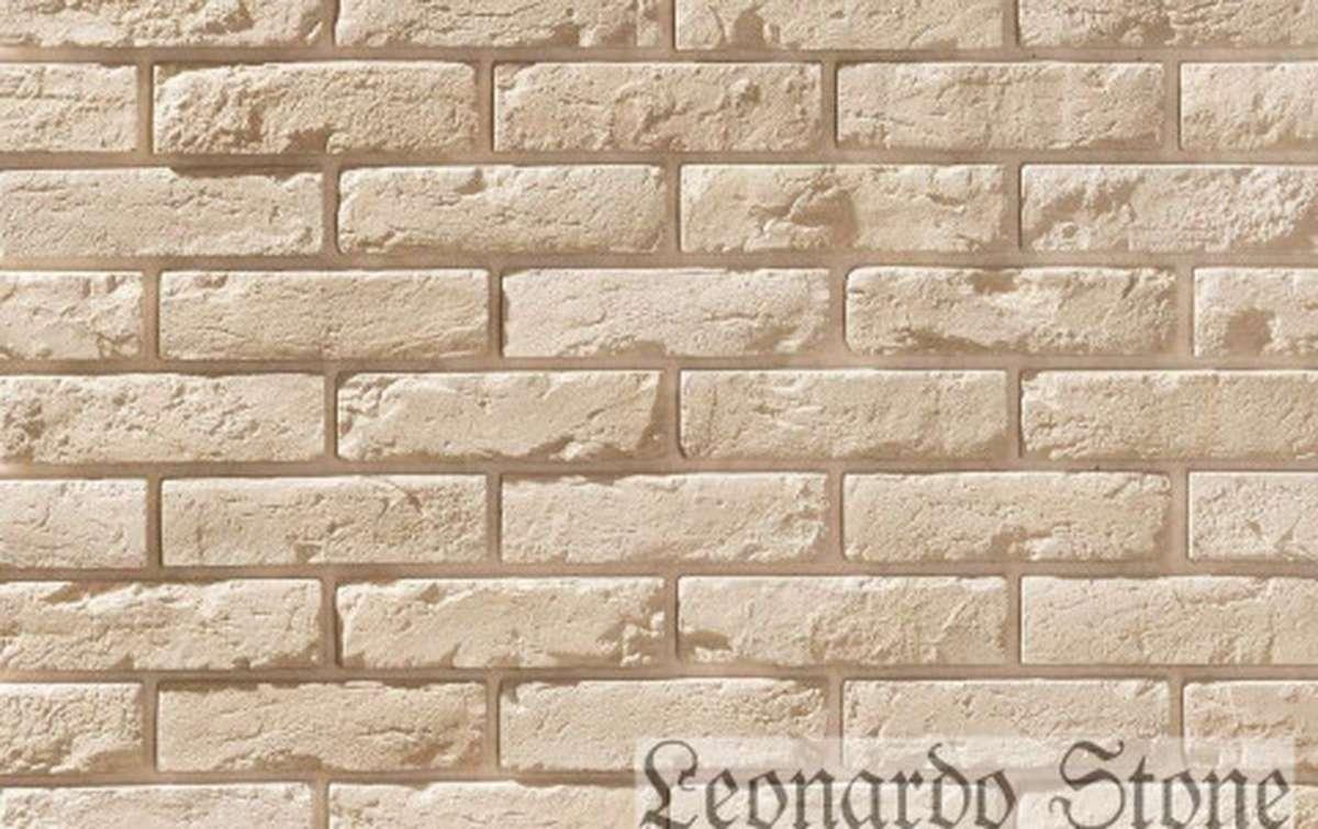Фасадная плитка Leonardo Stone декоративный кирпич Прованс 404
