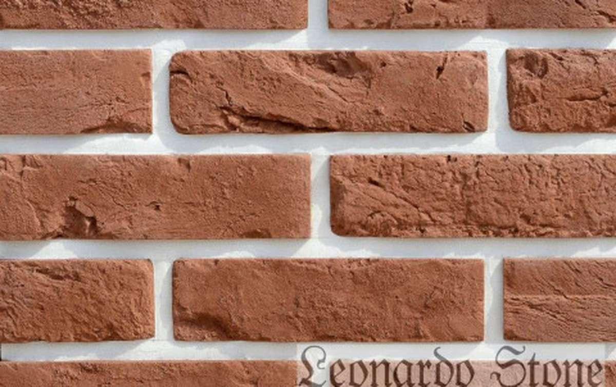 Фасадная плитка Leonardo Stone декоративный кирпич Прованс 441