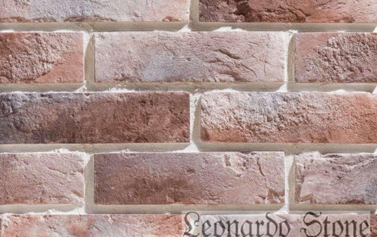 Фасадная плитка Leonardo Stone декоративный кирпич Прованс 769