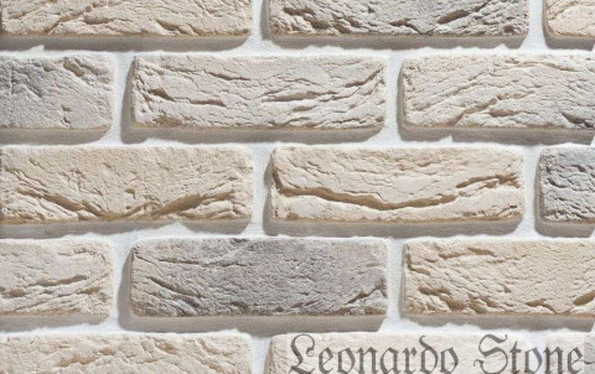 Фасадная плитка Leonardo Stone декоративный кирпич Руан 052