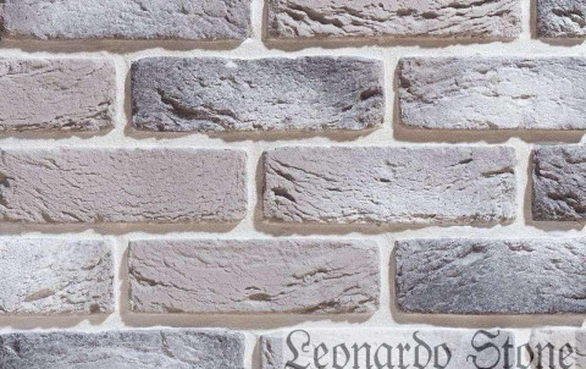 Фасадная плитка Leonardo Stone декоративный кирпич Руан 403