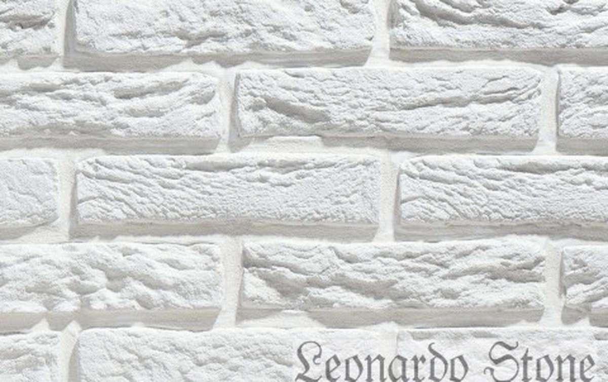 Фасадная плитка Leonardo Stone декоративный кирпич Иль-де-Франс 100