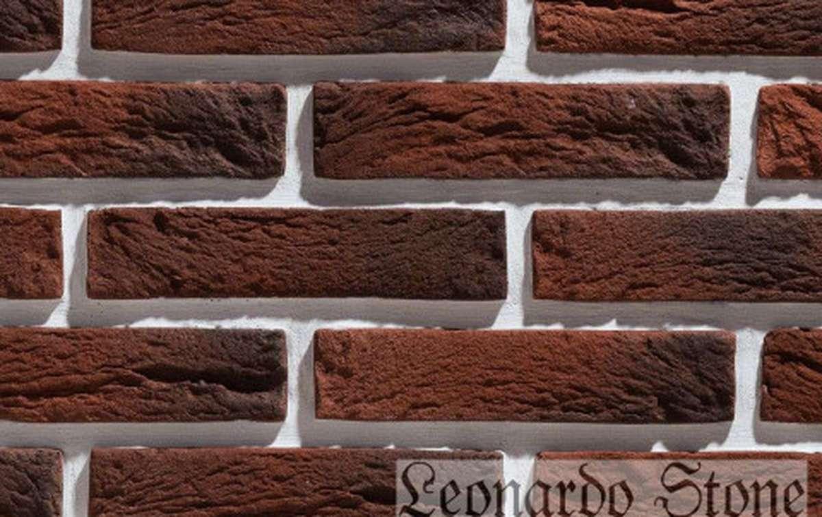 Фасадная плитка Leonardo Stone декоративный кирпич Иль-де-Франс 767