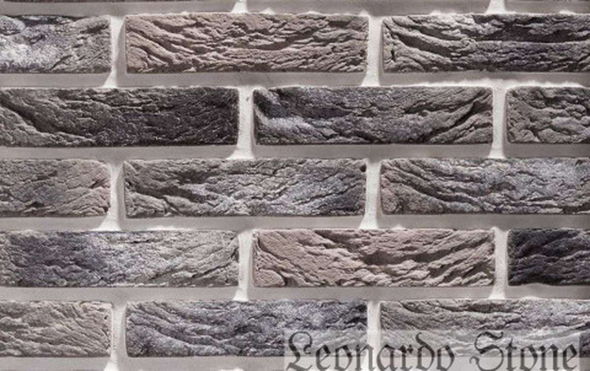 Фасадная плитка Leonardo Stone декоративный кирпич Сен-Жермен 403
