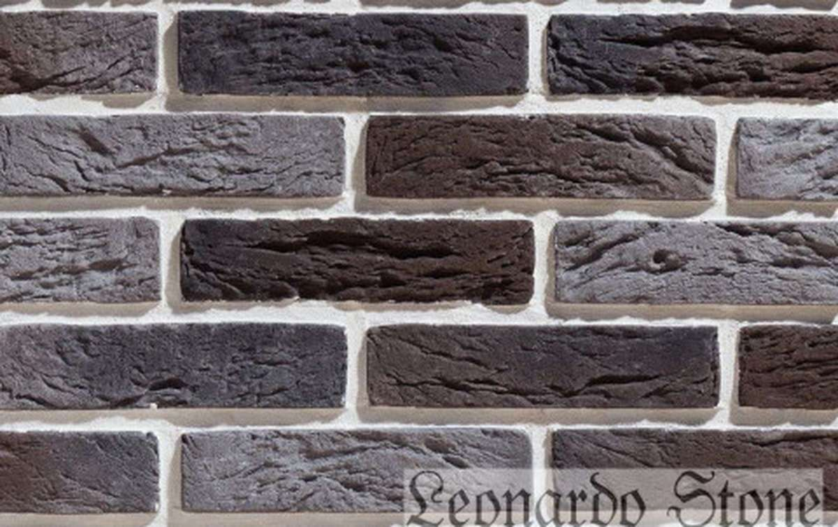 Фасадная плитка Leonardo Stone декоративный кирпич Сен-Жермен 464