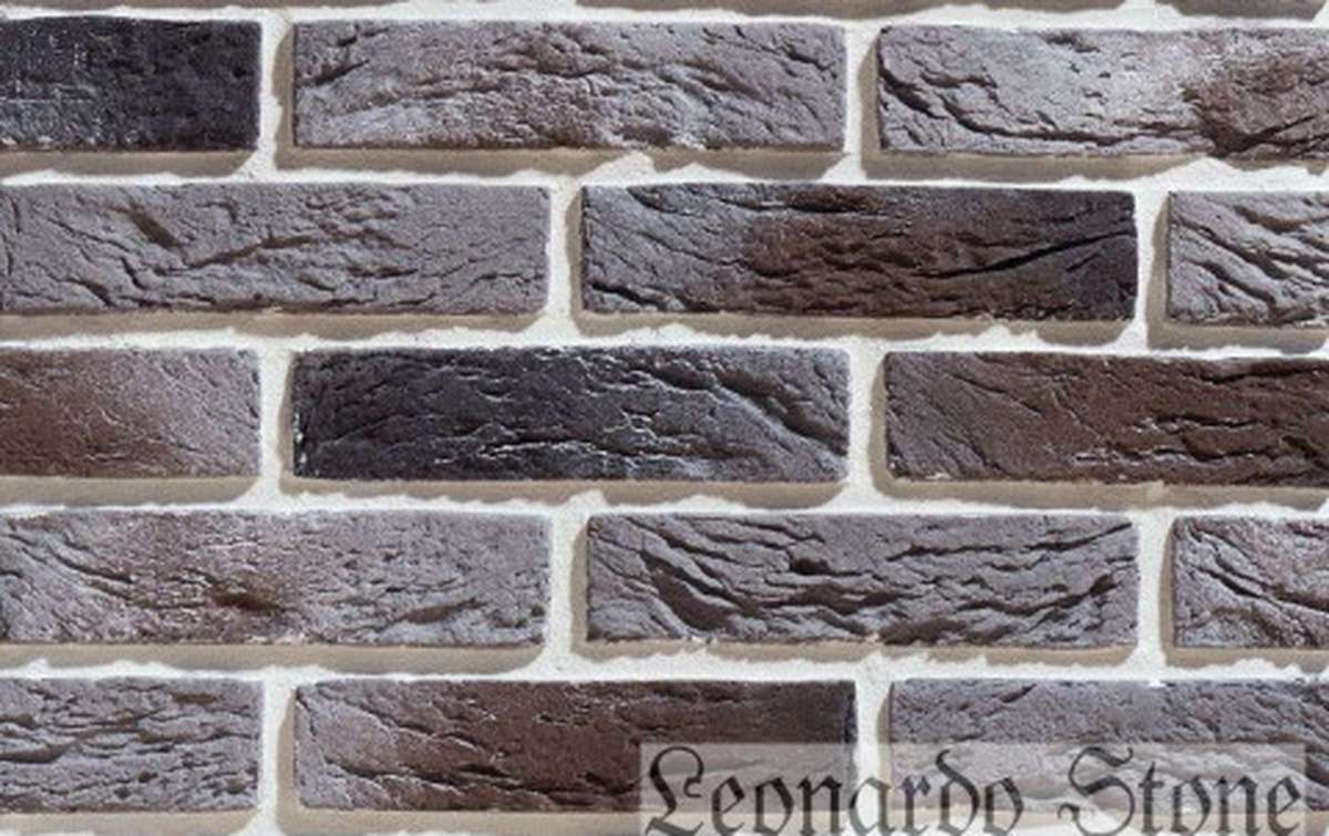 Фасадная плитка Leonardo Stone декоративный кирпич Сен-Жермен 465