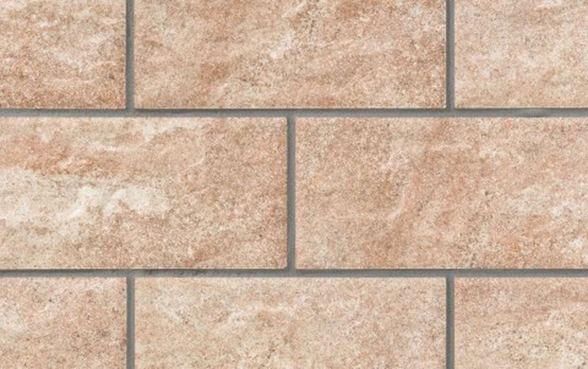 фасадная клинкерная плитка STROEHER eres, размер 302x148x12