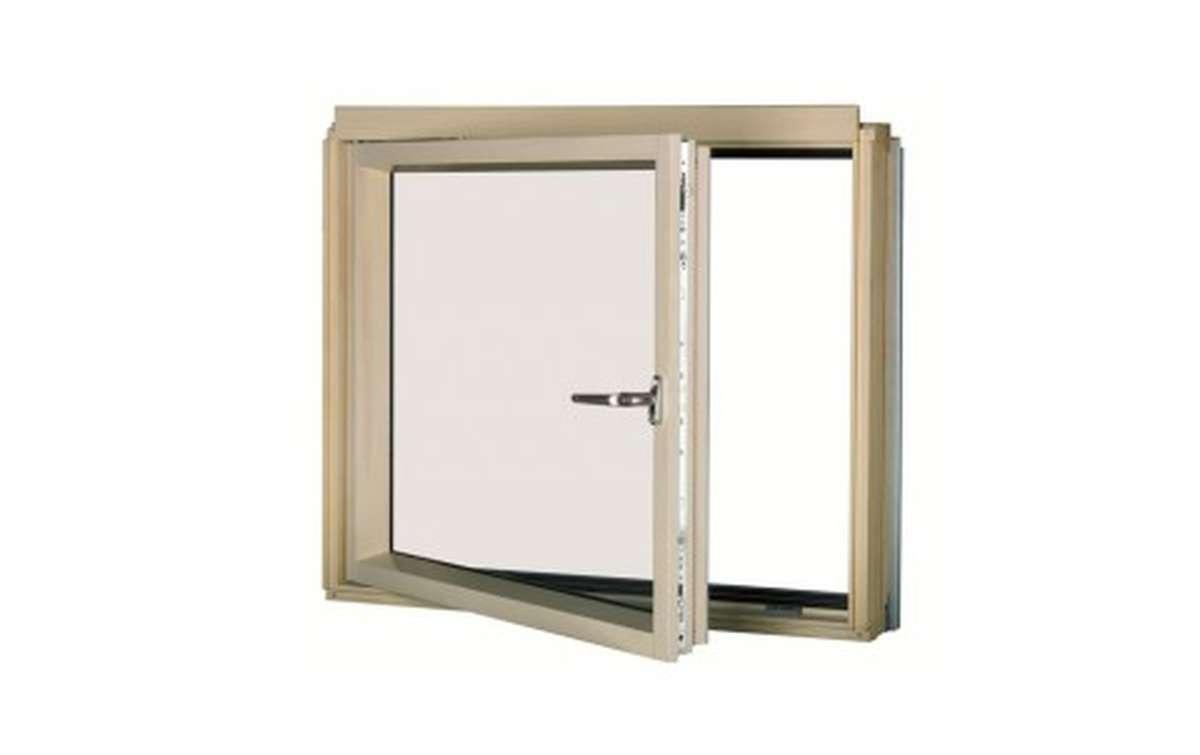 Карнизное окно с комбинированной системой открывания FAKRO BDR L3/P2 (ручка справа) 78x75