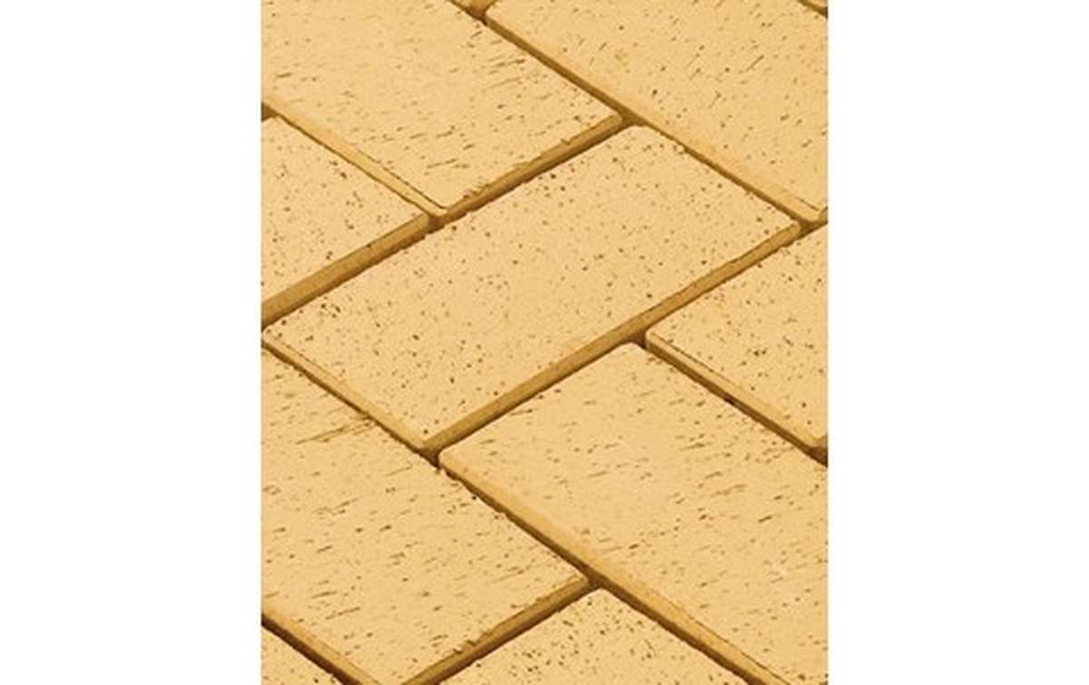 тротуарная плитка vandersanden/сrh kamenz 200x100x52 ,цвет желтый
