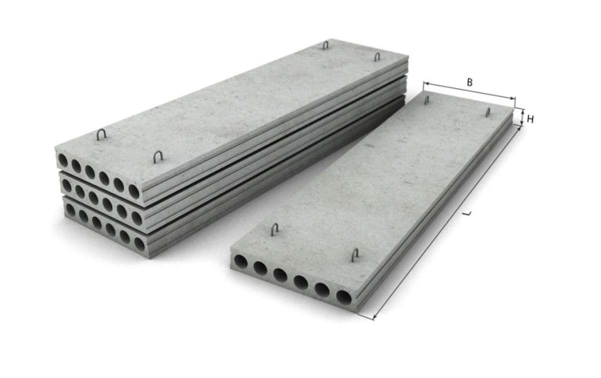 нв 66-12-12к, плиты перекрытий многопустотные серия иж 720