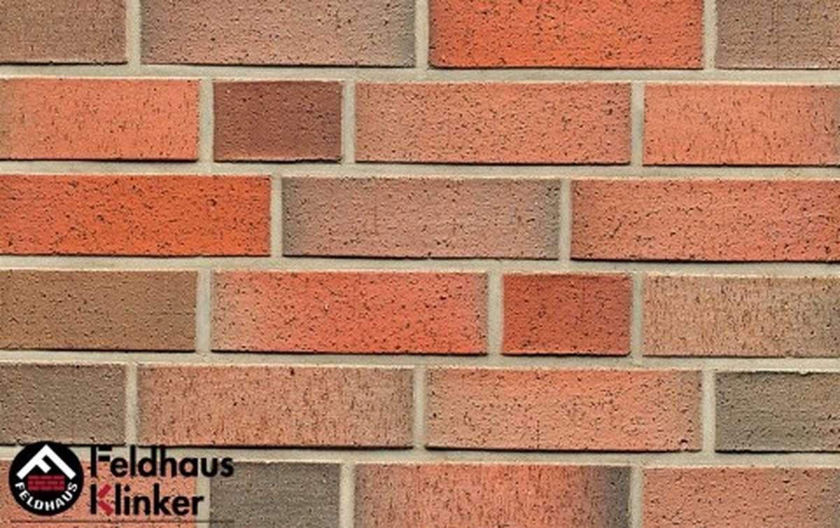 клинкерный кирпич Feldhaus Klinker lava rugo k301nf 240x115x71