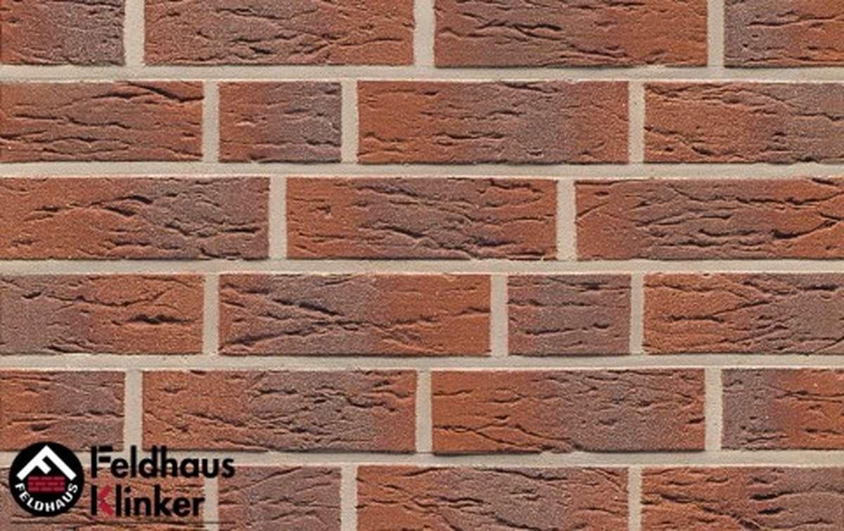 клинкерный кирпич Feldhaus Klinker carmesi multi vascu k335nf90 240x90x71