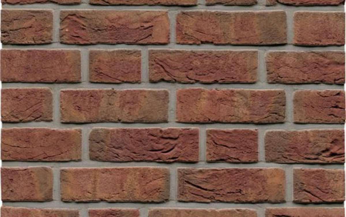 кирпич ручной формовки MUHR Nr. 7 Westfälisch-bunt, 210x100x65