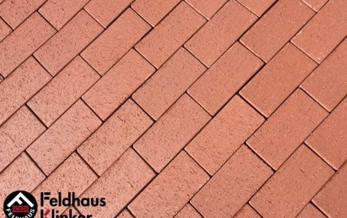 Тротуарная клинкерная плитка Фельдхаус Клинкер P402KDF gala plano 200x100