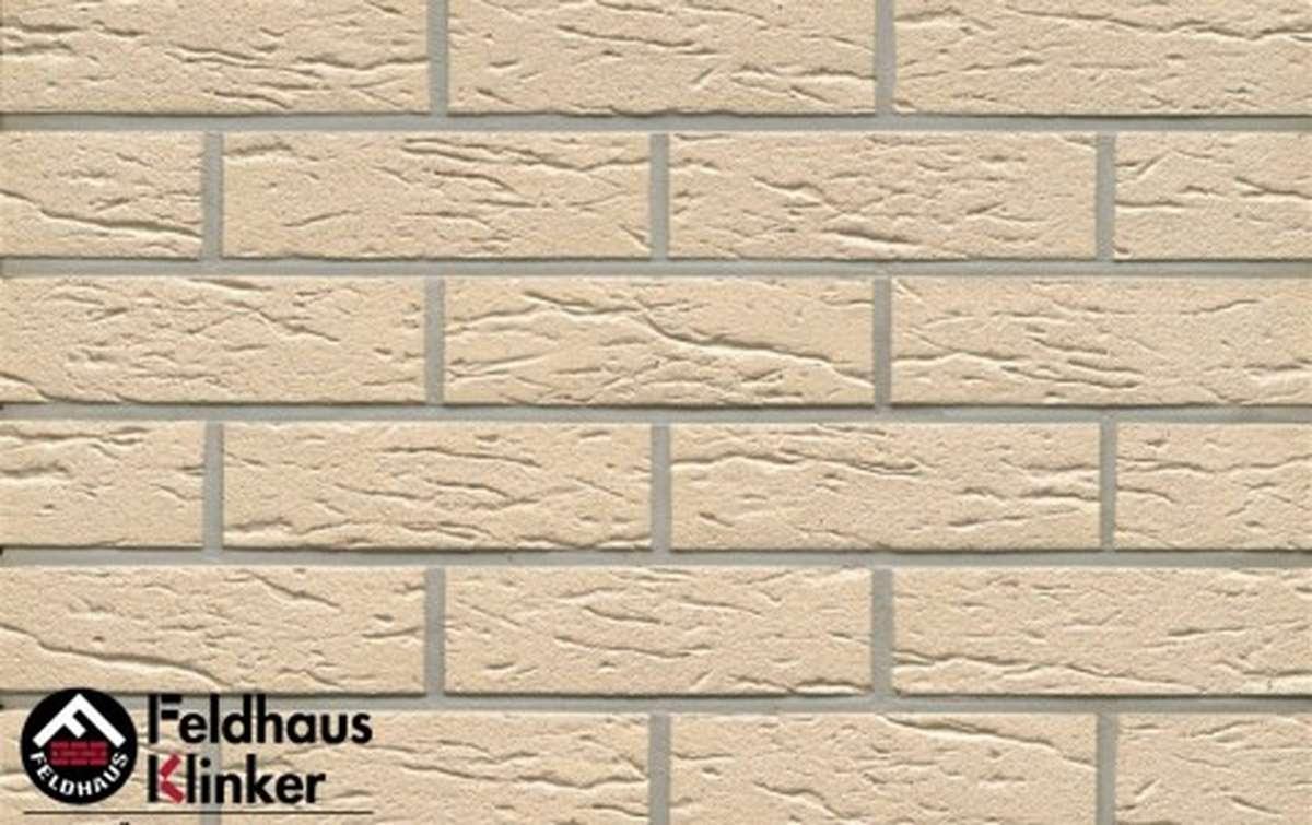 клинкерная плитка для фасада feldhaus klinker r116nf9 perla mana 240x9x71