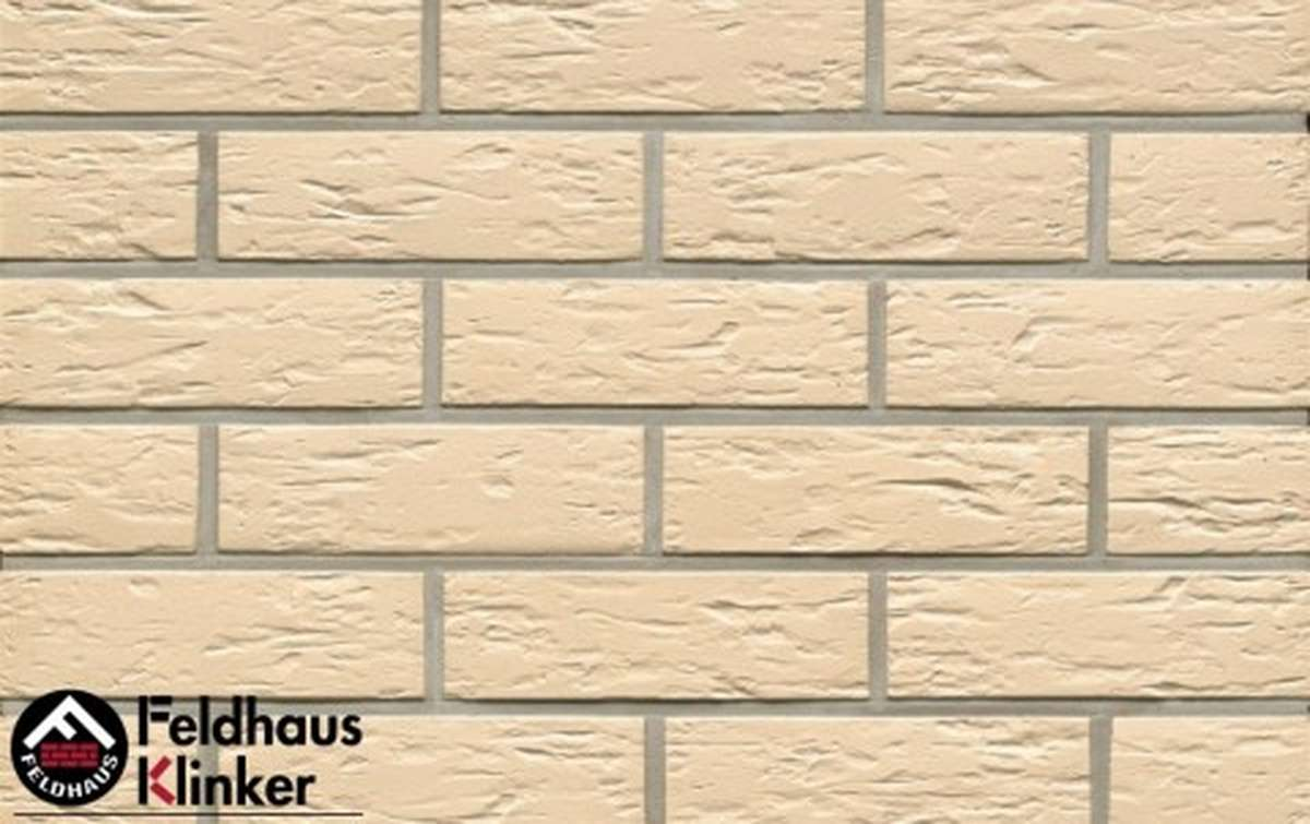 клинкерная плитка для фасада feldhaus klinker r140nf9 perla senso 240x9x71