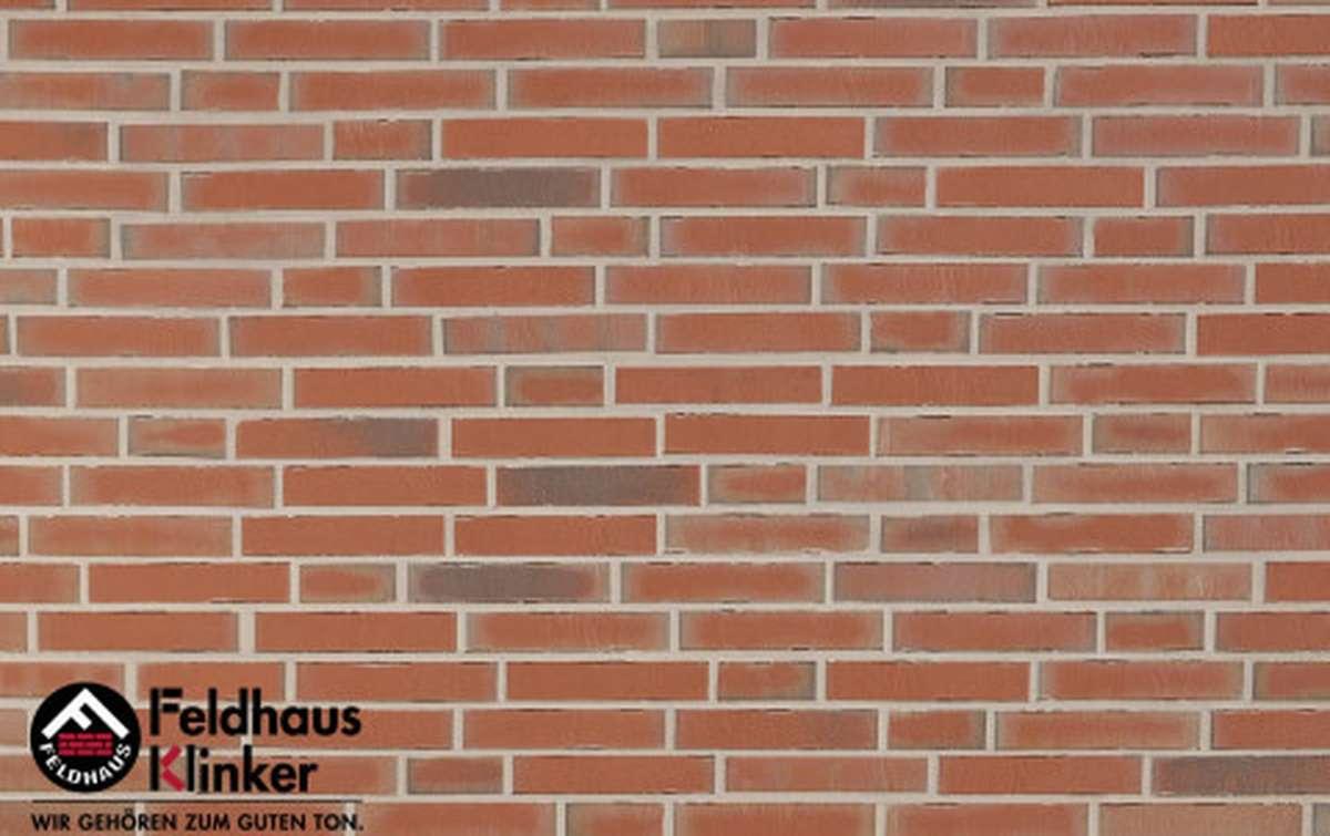 Клинкерная плитка для фасада Feldhaus Klinker R722DF14 vascu ardor venito, Objektbrand