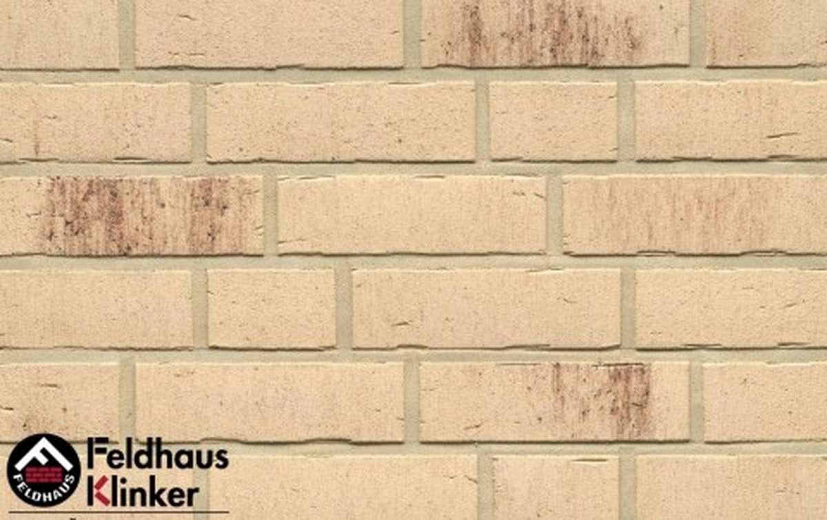 фасадная плитка feldhaus klinker vascu crema petino r742nf14 240x14x71