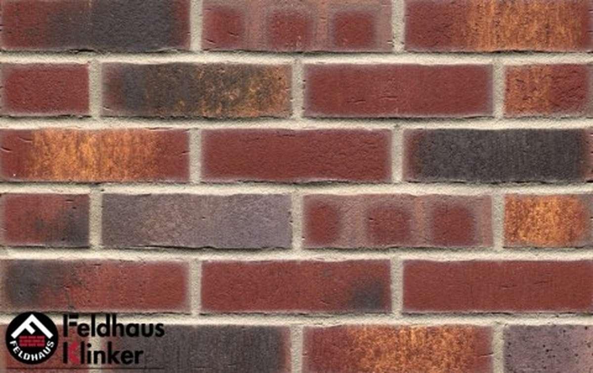 фасадная плитка feldhaus klinker vascu cerasi legoro r769nf14, 240x14x71