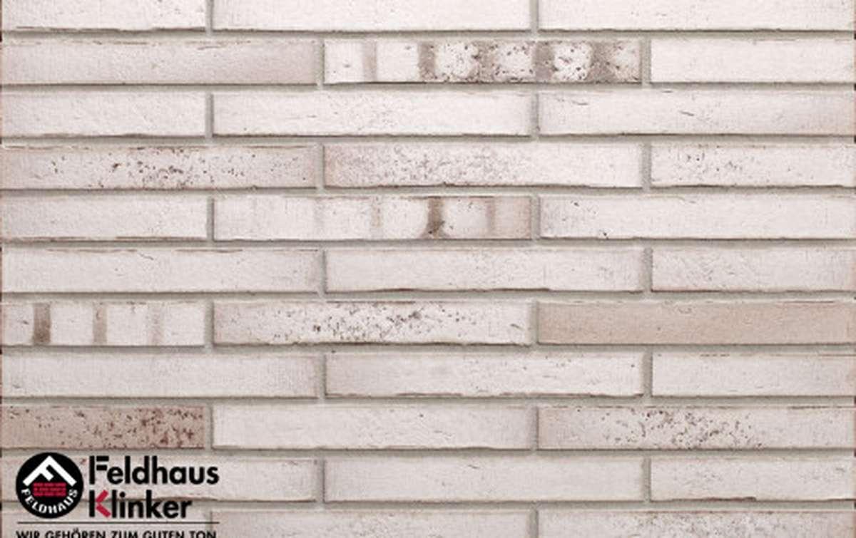 Клинкерная плитка для фасада Feldhaus Klinker R943XLDF14 vario argo silex