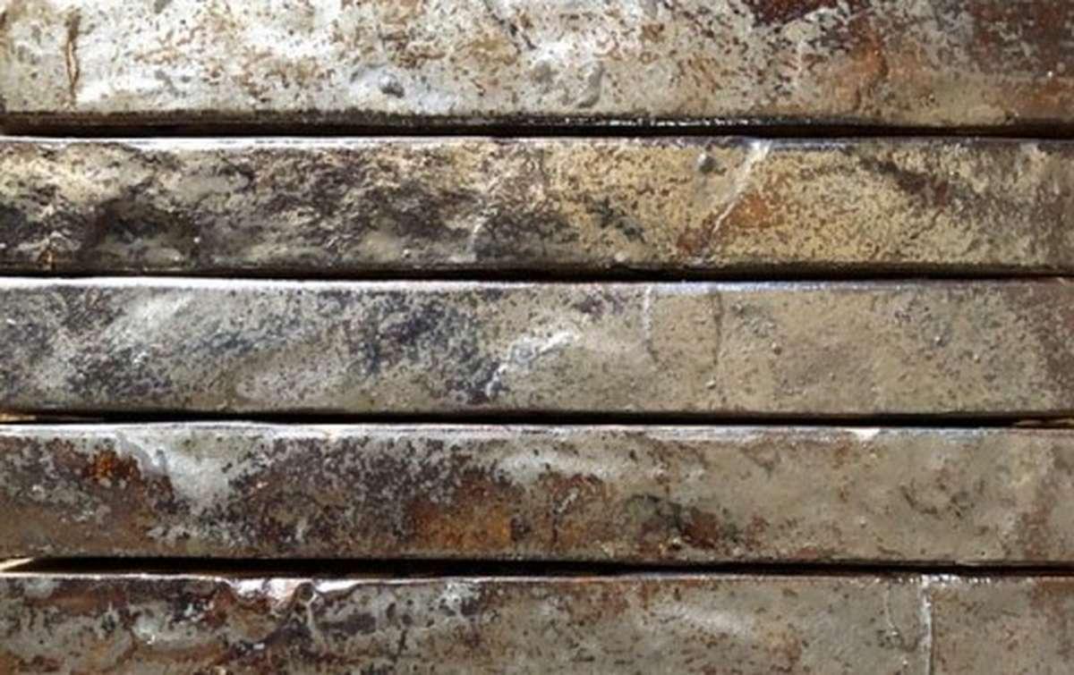 фасадная плитка ригельформат БКЗ, Гангут-57, коричневый, 350x100x38