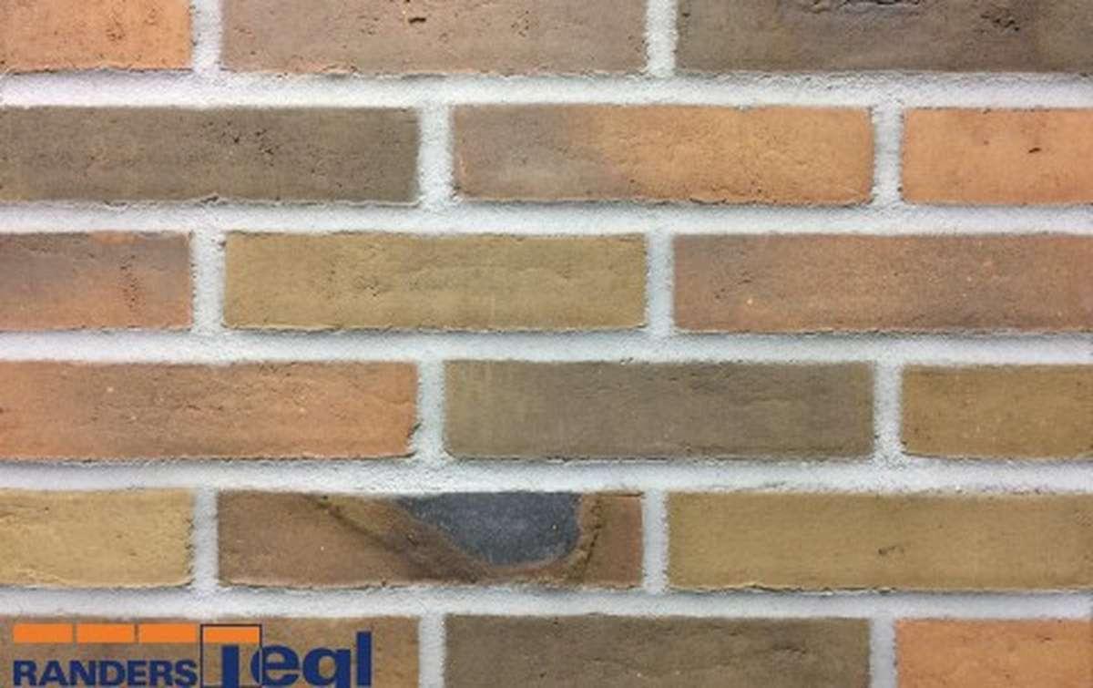 кирпич ручной формовки Randers Tegl FUSION RT572 228x108x54