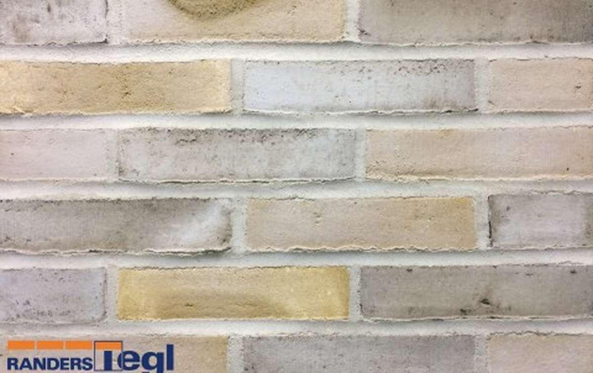 кирпич ручной формовки Randers Tegl FUSION RT575 228x108x54