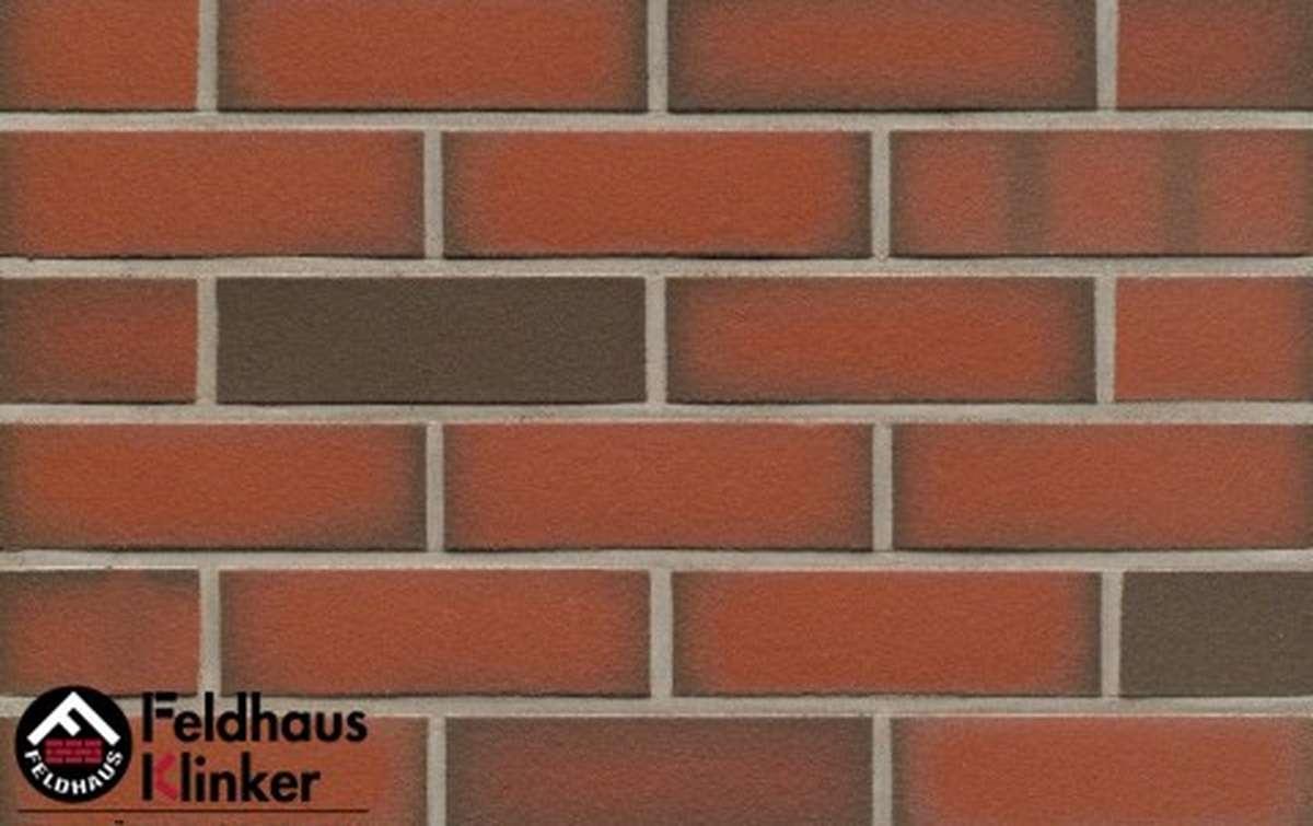 Термопанели Регент с клинкерной плиткой Feldhaus Klinker ardor liso R303NF9 , 750x656x20