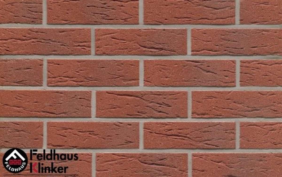 Термопанели Регент с клинкерной плиткой Feldhaus Klinker carmesi antic mana R335NF9, 750x656x20