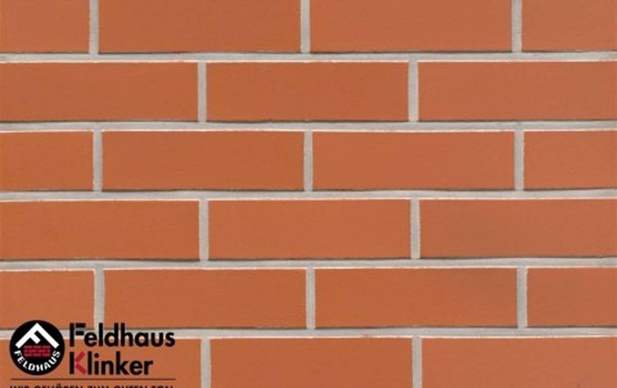 Термопанели Регент с клинкерной плиткой Feldhaus Klinker terreno liso R480NF9, 750x656x20