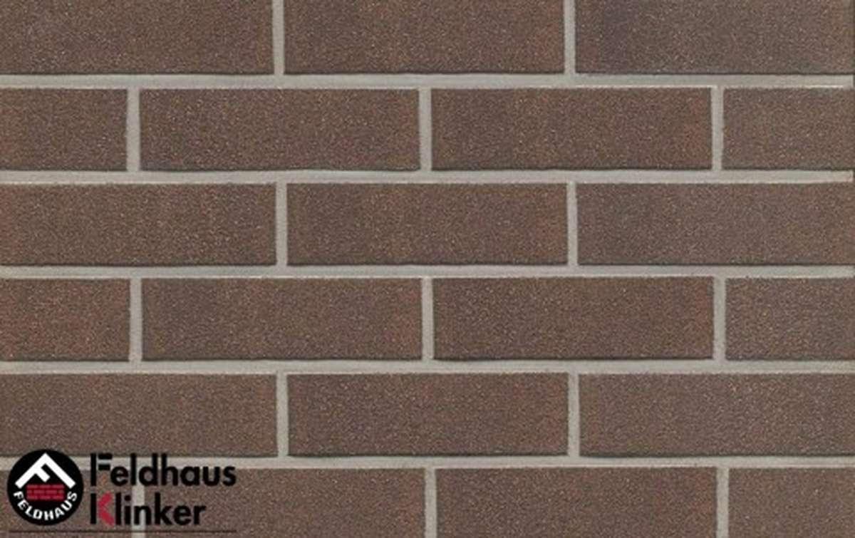 Термопанели Регент с клинкерной плиткой Feldhaus Klinker geo sabio R550NF9, 750x656x20