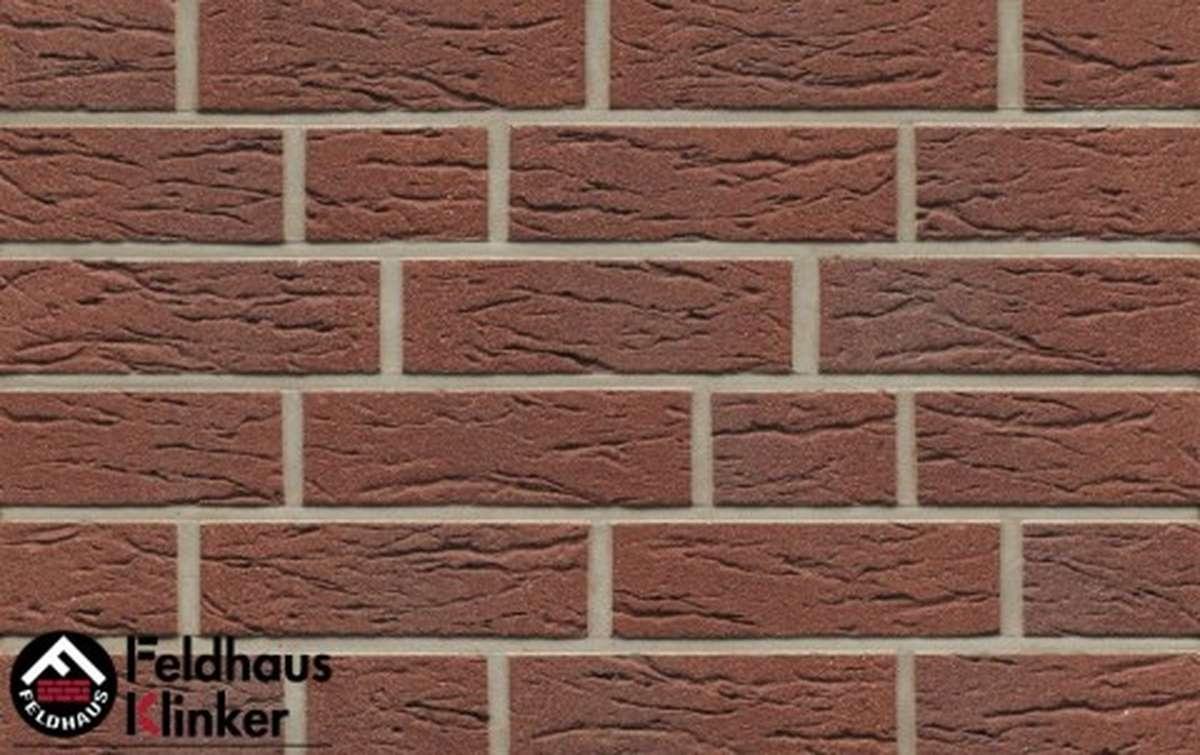 Термопанели Регент с клинкерной плиткой Feldhaus Klinker terra antic mana R555NF9, 750x656x20