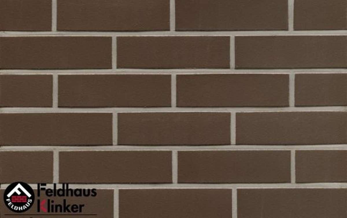 Термопанели Регент с клинкерной плиткой Feldhaus Klinker geo liso R500NF9, 750x656x40