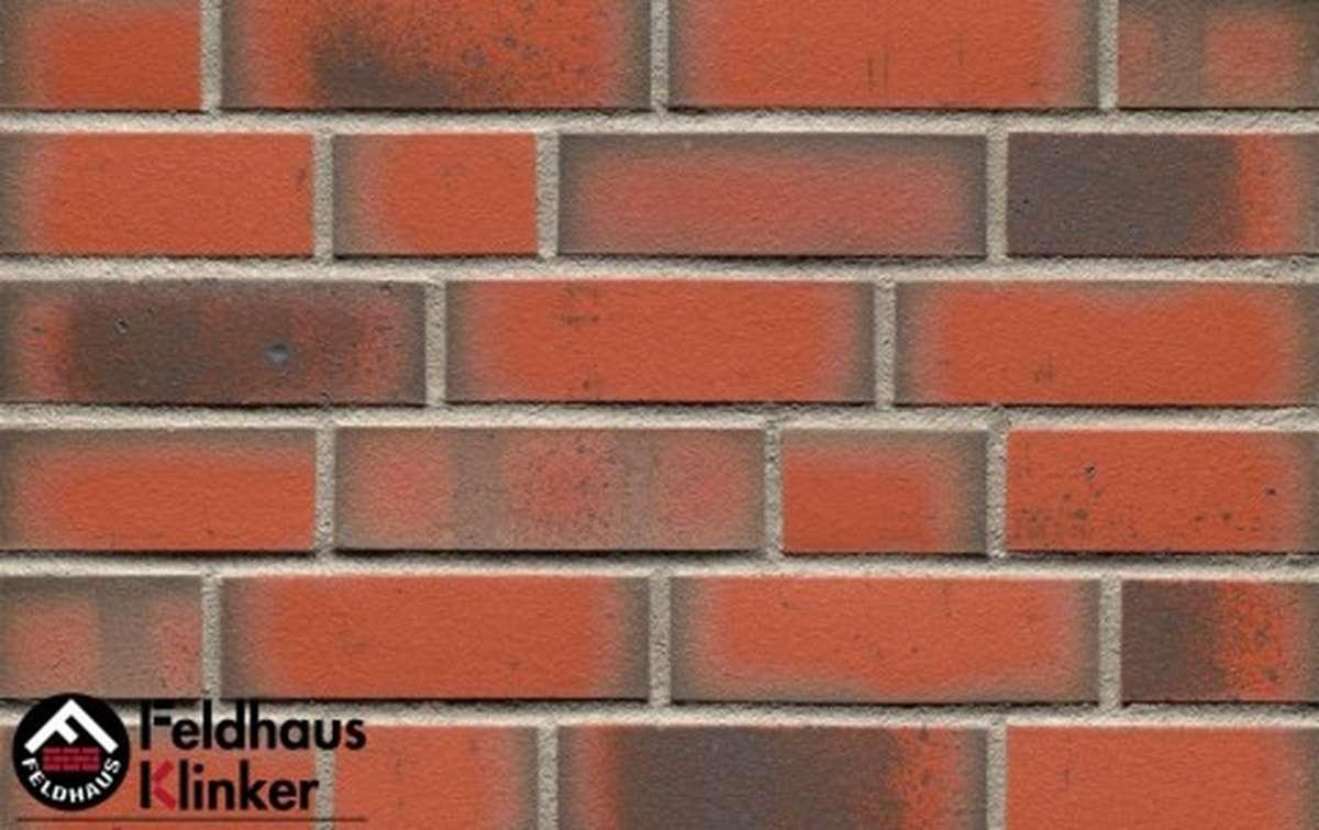 Термопанели Регент с клинкерной плиткой Feldhaus Klinker planto ardor venito R788NF9, 750x656x60