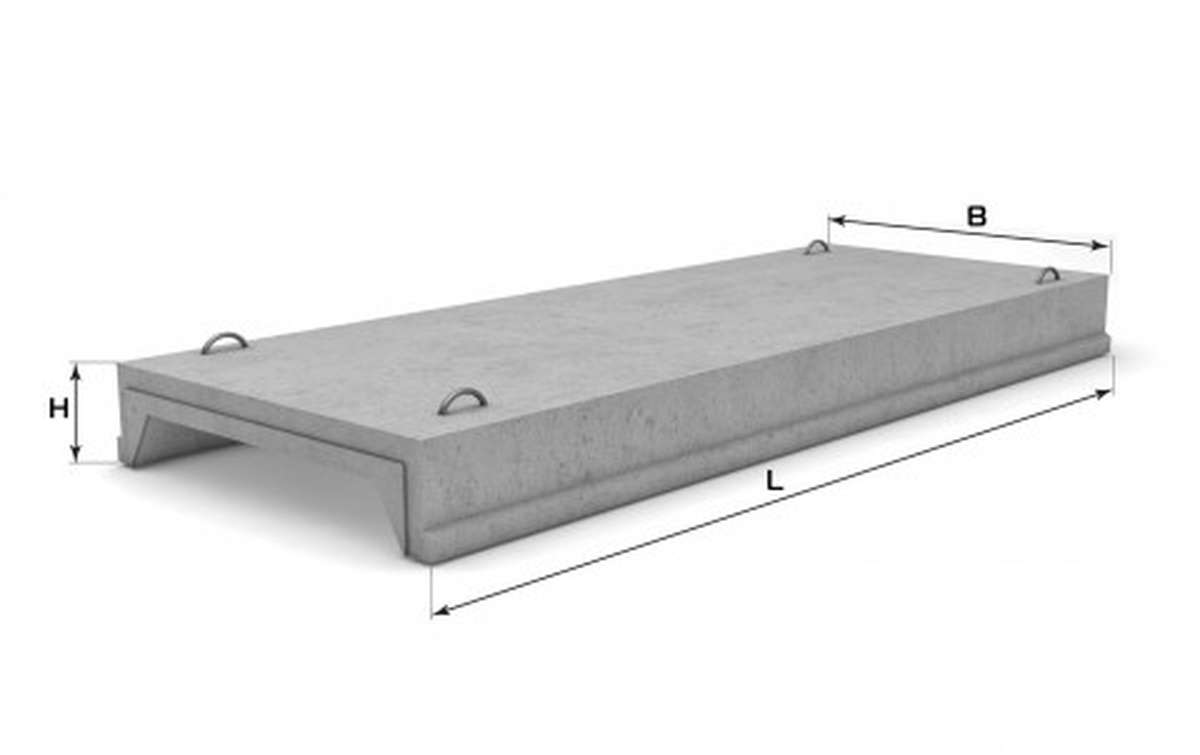 п 63-15-5 атv, ребристые плиты перекрытий по серии сер.1.165.1-15
